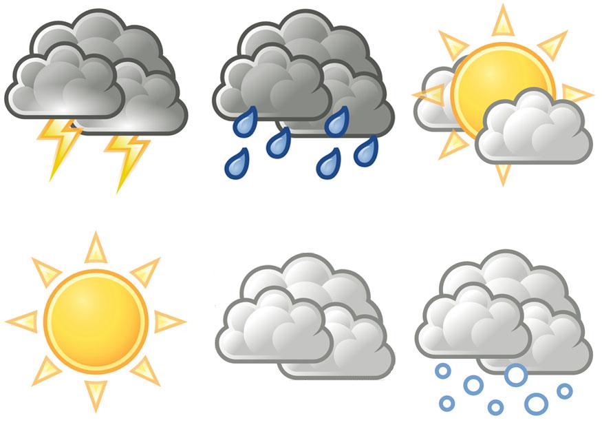 """ورود """"سامانه بارشی"""" تازه از روز یکشنبه(۱۷ آذر)/فردا با خروج سامانه بارشی جو آرام بر غالب کشور حاکم می گردد"""