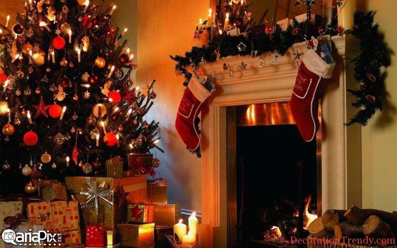 عکس پس زمینه کریسمس 2018,سال نو میلادی 2018