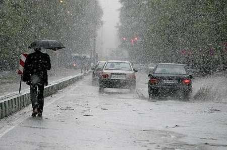 آخرین خبرها هواشناسی از بارش باران و برف
