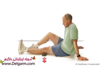 درمان و حرکات اصلاحی زانوی پرانتزی + عکس