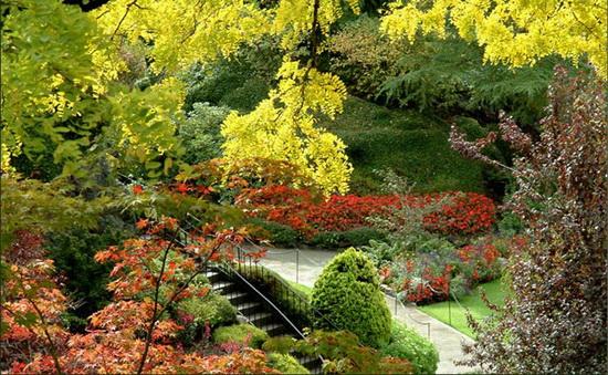 بزرگترین باغ گل دنیا