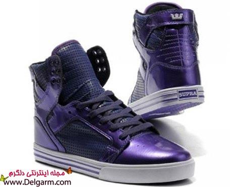 مدل کفش اسپرت پسرانه 2014