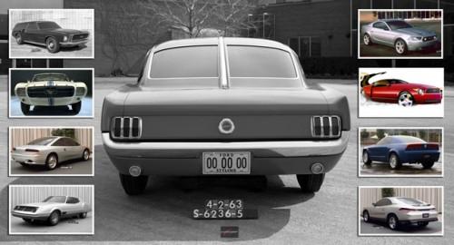 Mustang Prototypes