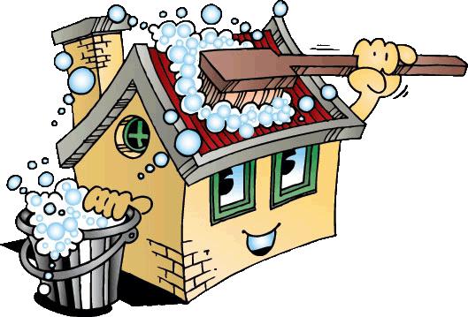 چند راهکار برای تمیز کردن خانه