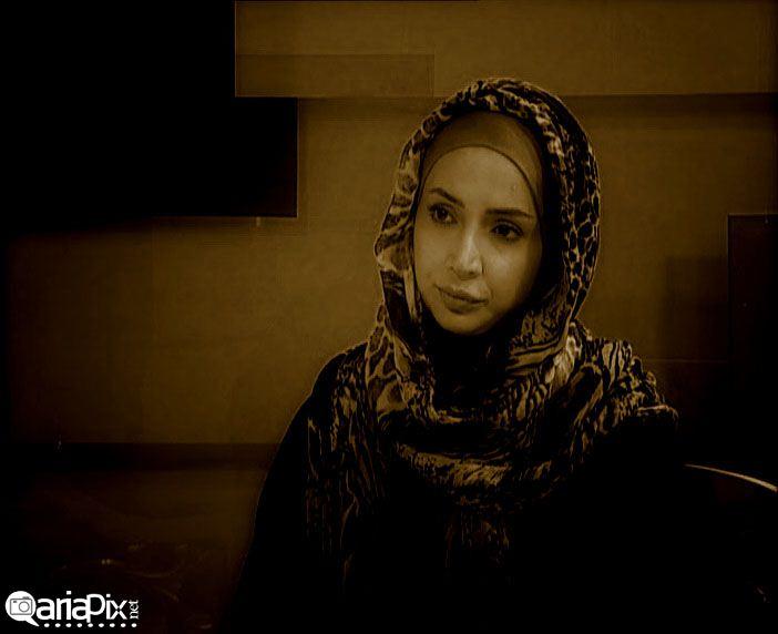 بازیگر ایرانی در برنامه کافه سوال