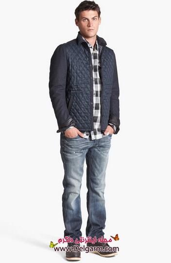 مدلهایی از لباس اسپرت زمستانه مردانه