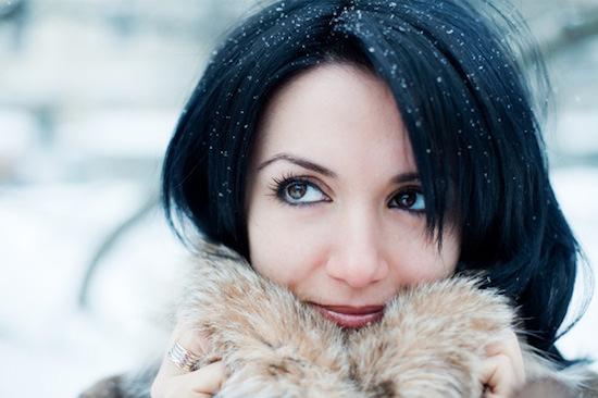 محافظت از پوست در مقابل سرما