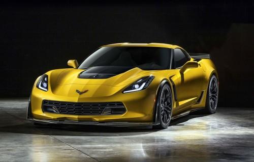 Corvette Stingray Z06