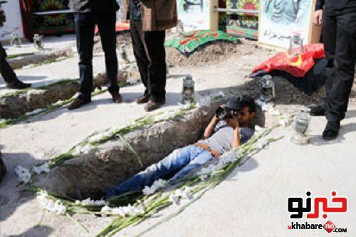 اسامی تعدادی از کشته شدگان انفجار در پشت صحنه فیلم ده نمکی