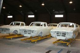 گذار از دوران افت تولید خودرو