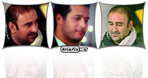 مهران احمدی و سیاوش خیرابی در برنامه خوشا شیراز