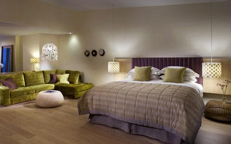 اتاق خواب تان را اینگونه دکور کنید