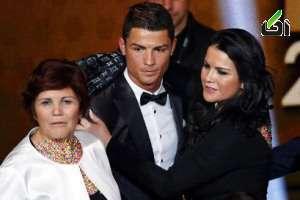 خواهر کریس رونالدو, خواهر رونالدو, مادر رونالدو