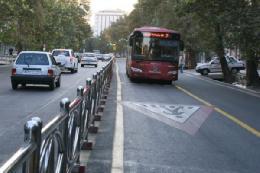 جابجایی ایستگاه BRT چهارراه ولیعصر