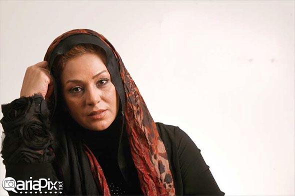 بیوگرافی نسرین مقانلو بازیگر زن ایرانی سن نسرین مقانلو و همسرش