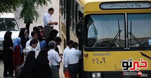 زمان افزایش کرایه اتوبوس، تاکسی و مترو