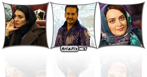 تک عکس های جدید از بازیگران در جشنواره فیلم فجر