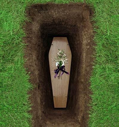 تجاوز وحتشناک به جسد دختر نوجوان در قبر!! + تصویر