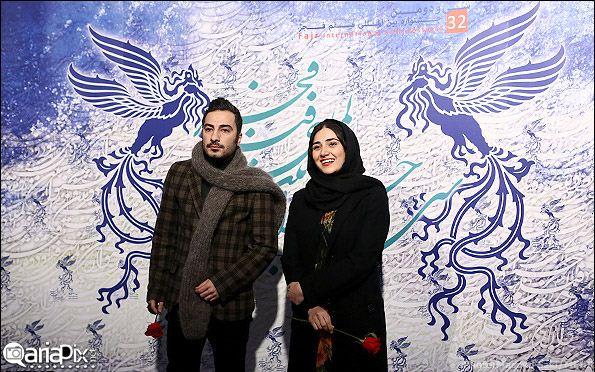 عکس های مراسم افتتاحیه سی و دومین جشنواره فیلم فجر ۹۲ (۲ ...