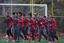 ادامه اعتصاب بازیکنان پرسپولیس/ سرخپوشان برای دومین روز متوالی تمرین نکردند