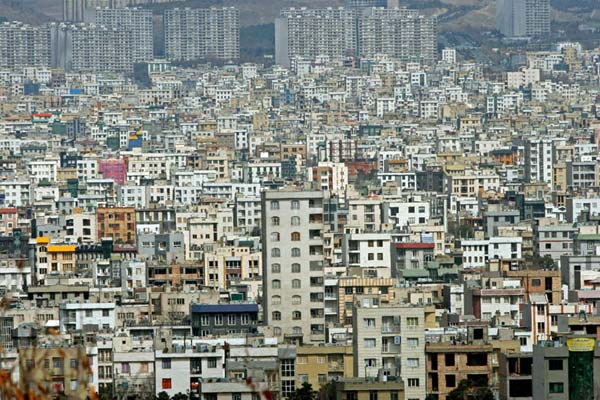 زلزله دیشب تهران