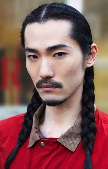 مدل مو بلند مردانه - سری جدید