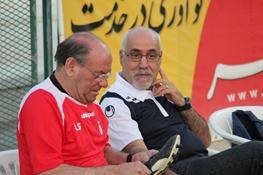 جلسه وینگادا و مسئولان فدراسیون، برای هدایت تیم ملی امید