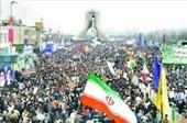 سی و ششمین بهار انقلاب با حضور پرشور مردم در خیابانها آغاز شد