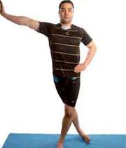 ورزش پای پرانتزی