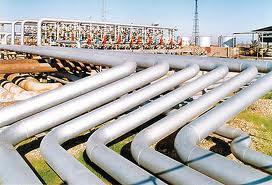 """انجام ضخامت سنجی و بازرسی """"خطوط لوله"""" کارخانه گاز آغاجاری"""