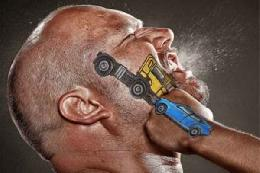 هشدار برای رانندگان+تصویر