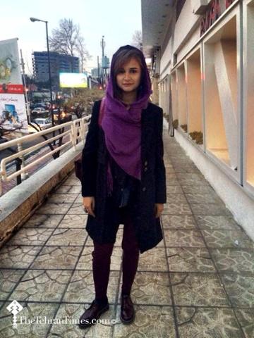واکنش کاربران انگلیسی زبان به تصاویر گاردین از مد دختران در خیابان های تهران
