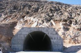 تونل امیرکبیر آماده بهرهبرداری شد