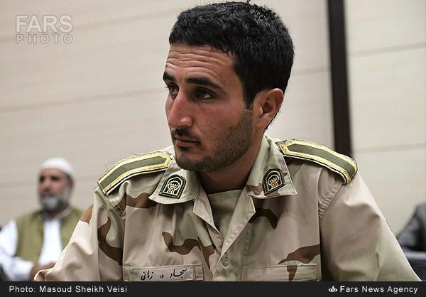 نخستین تصاویر از آزادی ۴ مرزبان ربوده شده