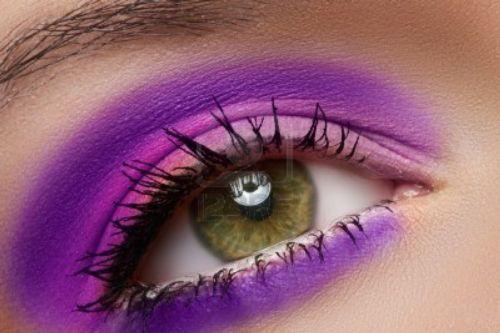 مدل های جدید آرایش چشم ۲۰۱۴