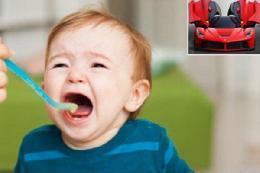 بررسی احساسات مردان در برابر یک خودروی لوکس