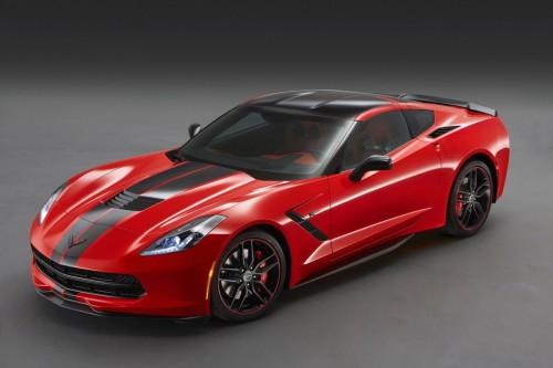 2015 Corvette Stingray Pacific Coupe