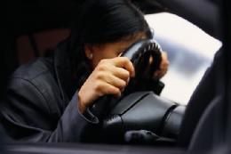 زن عربستانی به علت رانندگی جریمه شد