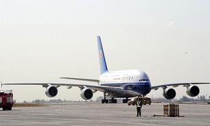 """کاهش ۵۴ درصدی واردات """"قطعات هواپیما"""" در سال ۹۲"""