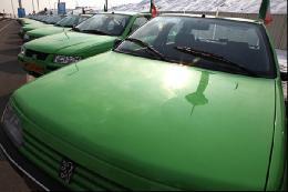 تجهیز تاکسیرانی به خودروهای هیبریدی