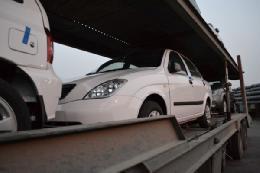 از سرگیری صادرات خودرو به سوریه
