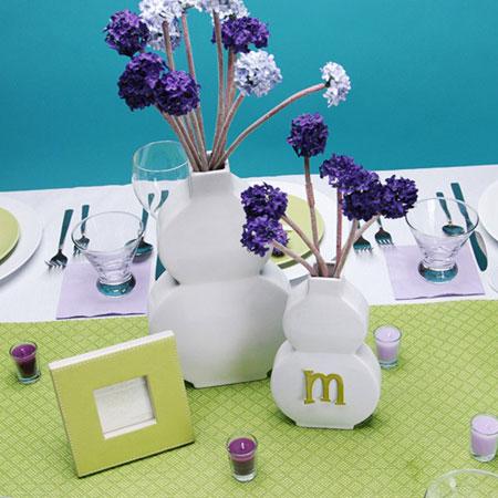 برای روز مادر میز صبحانه را اینگونه تزئین کنید
