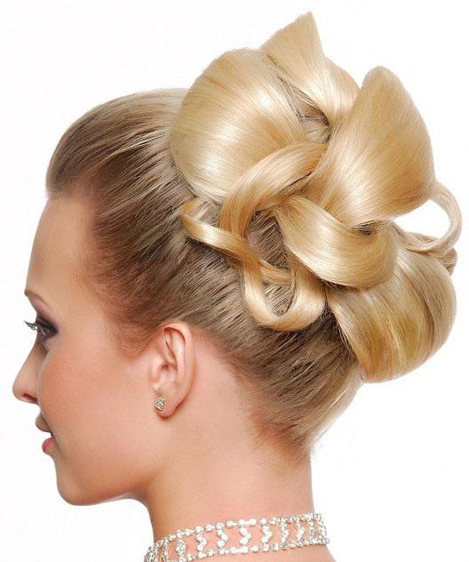 زیباترین مدل موهای عروس سری پنجم
