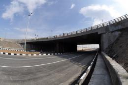 بهسازی و روکش آسفالت آزادراه قم-تهران