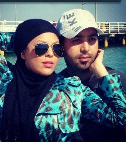 تصاویر سولماز و احسان برنامه ماه عسل قبل از تصادف