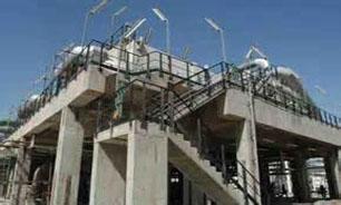 مرحله نخست واحد تولید آب شیرین کن نیروگاه اتمی بوشهر افتتاح شد