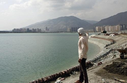 قیمت آپارتمان در حاشیه دریاچه چیتگر تهران