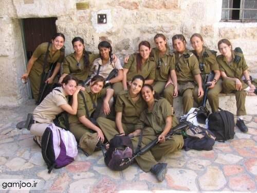 سربازان زن آزار جنسی سربازان زن اسرائیلی