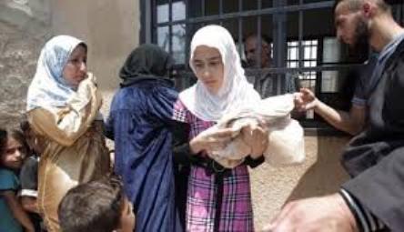 ارسال دختران ۱۰ساله به سوریه برای جهاد نکاح!+عکس