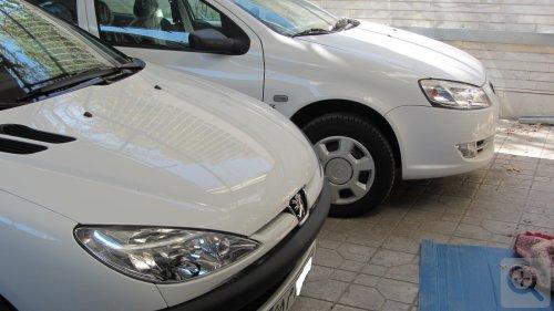 فراخوان خودروهای ۲۰۶ و رانا مدل ۹۲ – ۹۳